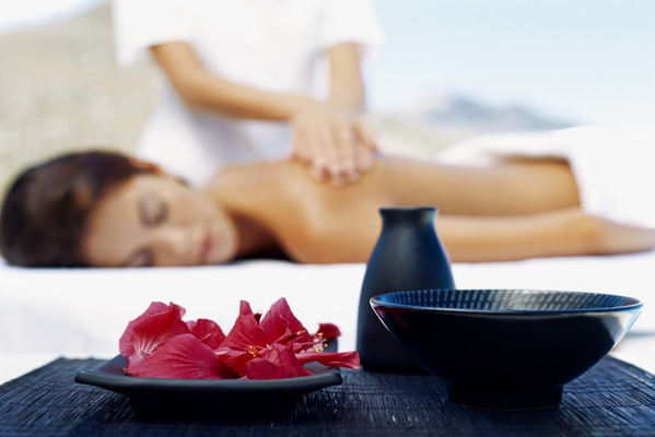Relaxing massages  Art Hotel Commercianti